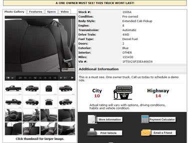 Car Dealership Website, Leads & Inventory Manager!