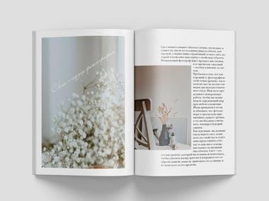 Magazine for photographers