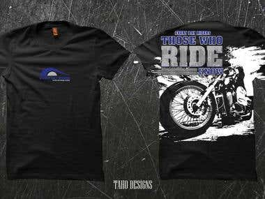 T-Shirt for EveryDayRiders