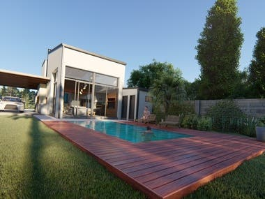 House design by ArqNess
