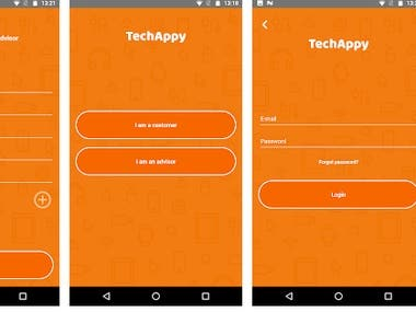 TechAppy- Tech Support Platform