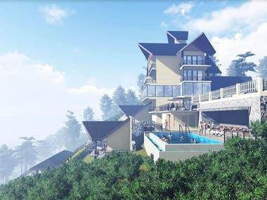 Frozan Holiday Bangow Resort - Nuwaraeliya