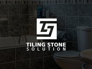 Tiling Stone Solution Logo