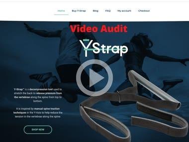 YSTRAP - Marketing Audit