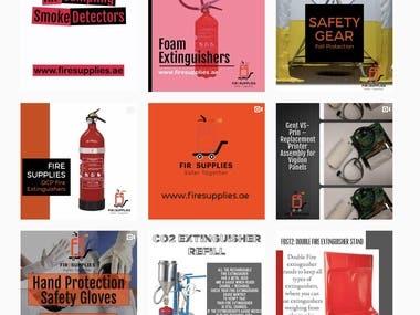 FIRE SUPPLIES - Content Marketing Plan