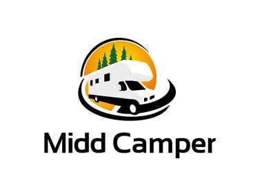 Midd Camper logo