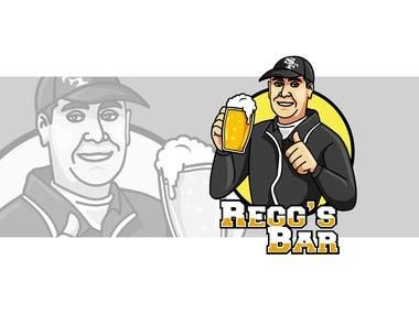 Illustration design for a logo
