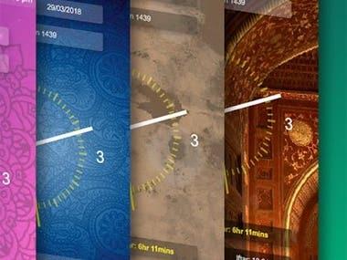 Ramadan Times (Android App)