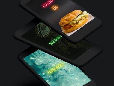 Neony app