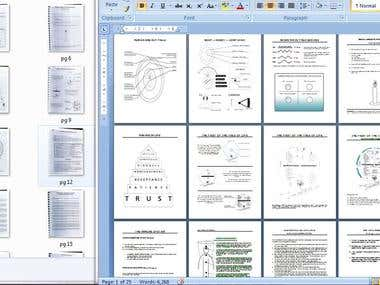 Copy All Data and Images from a Photocopy files