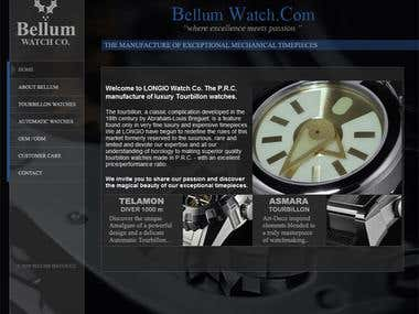 Bellum watches