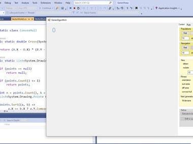 C# program