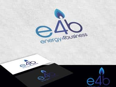 Logo for energy company