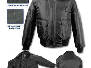 Supplier Sourcing- Security Jackets