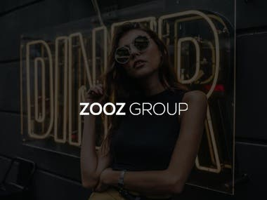 Zooz Web design