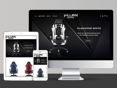 UI/UX Design, Woocommerce, Airi theme