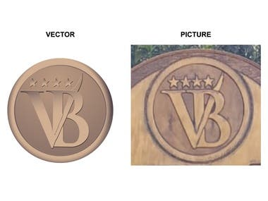 Picture to Vector Conversion