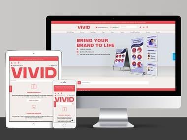 UI/UX Design, Shopify
