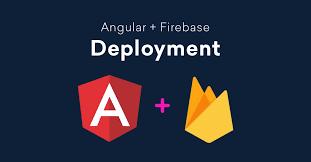Angular App Development using Firebase