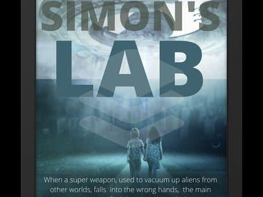 Simon's Lab Movie Poster
