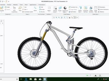 Bicycle Design / CAD Specialist !!