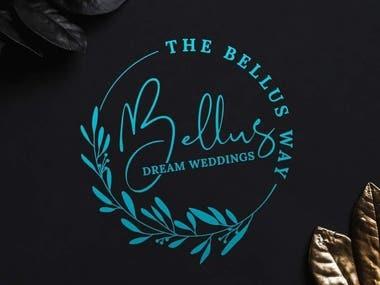 Bellus dream weddings logo