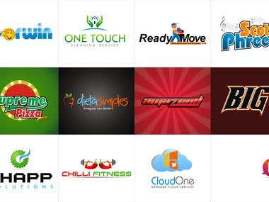 Graphic Designer, Logo Design