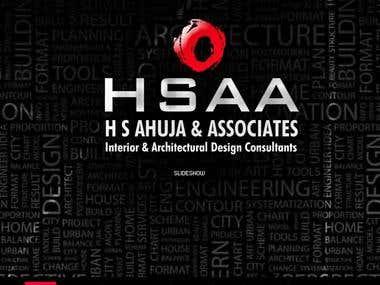 HSAA Flash Website