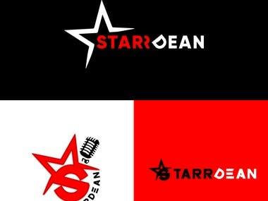 "Logo design called ""Starrdean"""