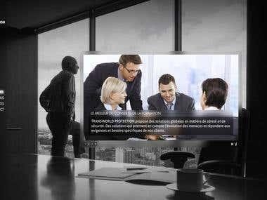 Company corporate website