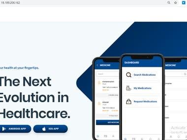 The Doctors web portal