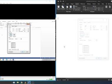 Image/PDF/video to Doc file Convert