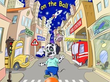 Children's book illustrating