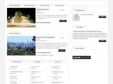 ActiveXpat - Worldwide Business Directory/Review website