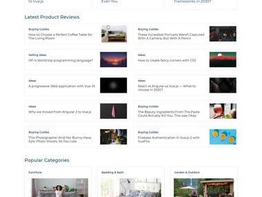 Vikfougere.com - Amazon Affiliated Website