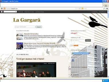 My Blog.