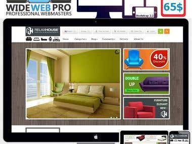 Decor Prestashop Responsive Theme