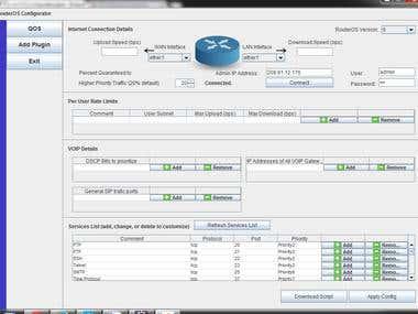 Router OS Configurator