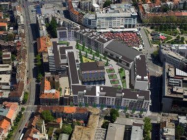 Zagreb competition- architecture & urbanism