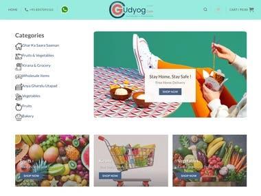 WooCommerce Website for Indian Retailer