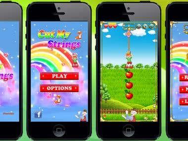 iPhone Box2D Game