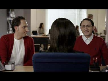 Bankpost commercial