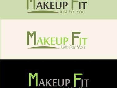 Makeupfit logo