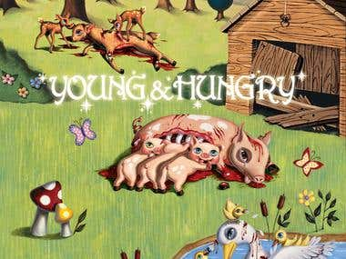 2005 Young Guns Annual Awards Cover
