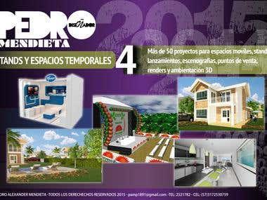 DISEÑO Y MODELADO 3D (RENDERERIZADO)