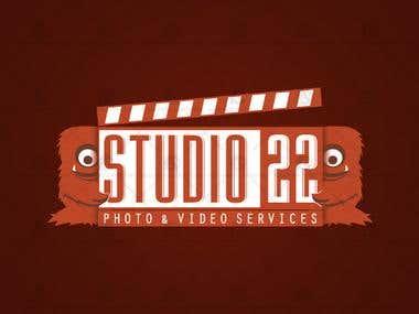 Studio 22 - logo