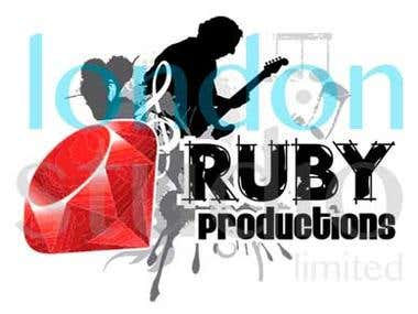 Ruby Productions Logo