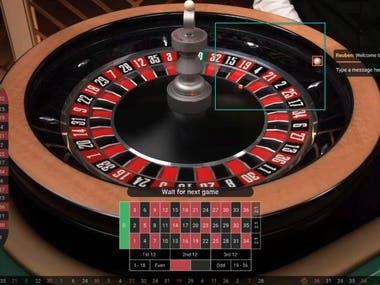 Betting ball detection