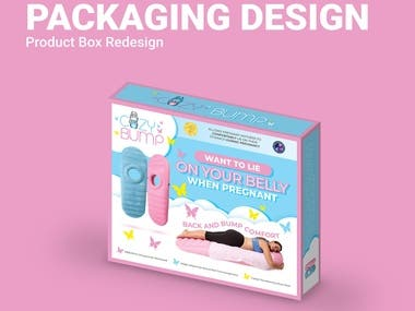 Cozy Bumps Packaging Design