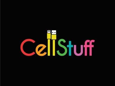 Logo Design For Cell stuff